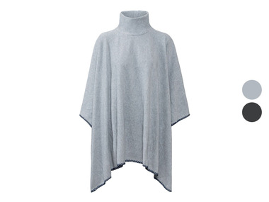 ESMARA® Dámské fleecové pončo
