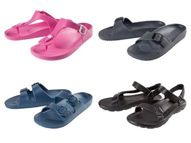 ESMARA® Dámské pantofle / žabky / sandály