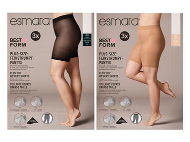ESMARA® Dámské punčochové kraťasy