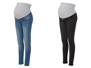 """ESMARA® Dámské těhotenské džíny BIO  """"Super Skinny Fit"""""""