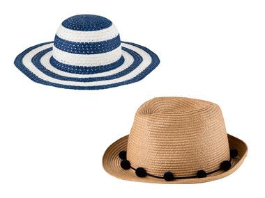 ESMARA® Dámský plážový klobouk