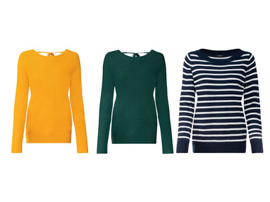 ESMARA® Dámský pletený svetr