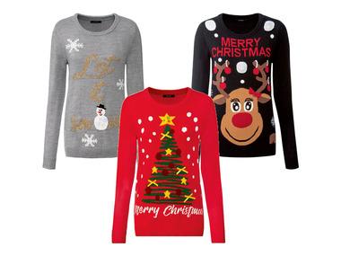 ESMARA® Dámský vánoční svetr