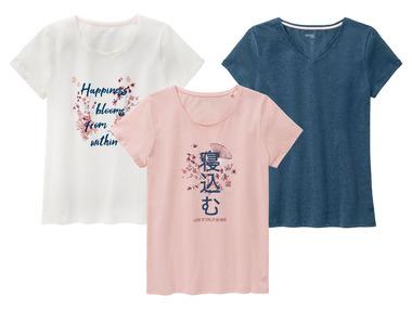 ESMARA®Lingerie Dámské pyžamové triko