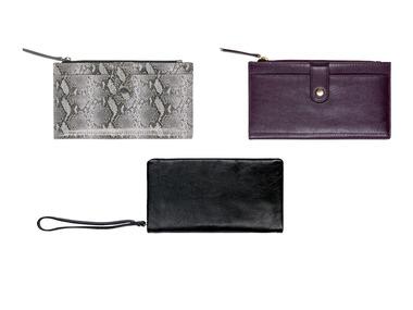 ESMARA® Dámská kožená peněženka