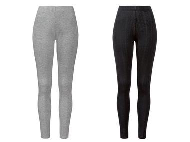 ESMARA® Dámské spodní termo kalhoty