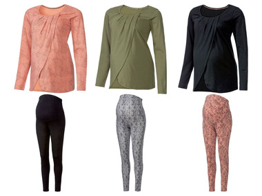ESMARA® Dámské těhotenské pyžamo BIO