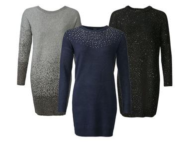 ESMARA® Dámské úpletové šaty