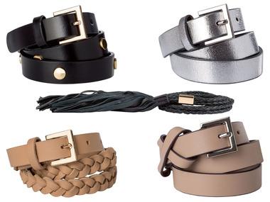 ESMARA® Dámský kožený pásek