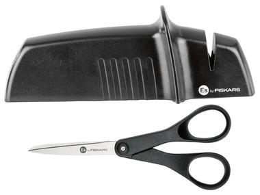 Fiskars Nůžky / brousek na nože