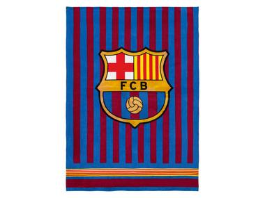 Hebká deka FC Barcelona