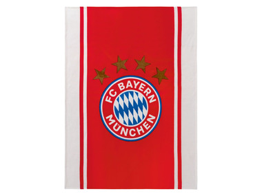 Hebká deka FC Bayern Mnichov