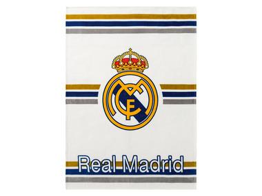 Hebká deka FC Real Madrid