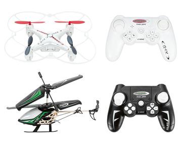 JAMARA Helikoptéra s gyroskopem / Kvadrokoptéra