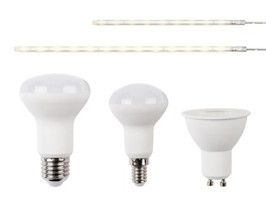 LIVARNOLUX® Sada LED žárovek