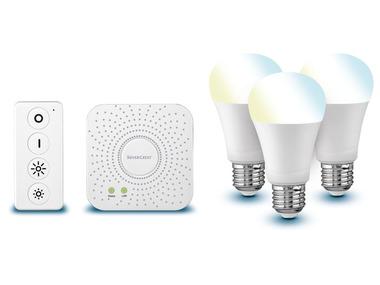 LIVARNOLUX® Zigbee 3.0 Smart Home Starter Kit 1