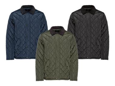 LIVERGY® Pánská prošívaná bunda