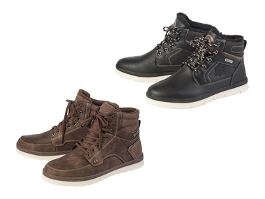 LIVERGY® Pánská zimní kotníková obuv