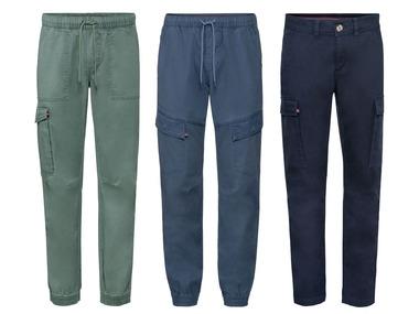 LIVERGY® Pánské cargo kalhoty