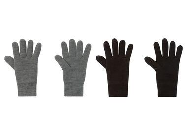 LIVERGY® Pánské pletené termo rukavice