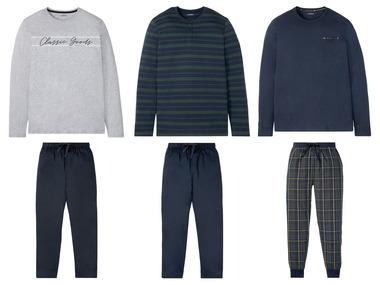 LIVERGY® Pánské pyžamo BIO