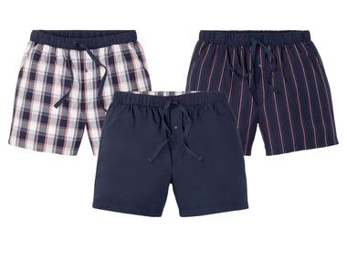 LIVERGY® Pánské pyžamové šortky