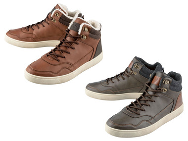 LIVERGY® Pánská volnočasová kotníková obuv
