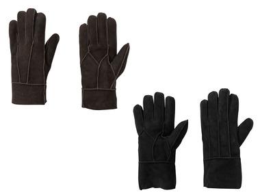 LIVERGY® Pánské rukavice z jehněčiny