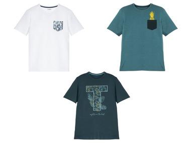 LIVERGY® Pánské triko na spaní