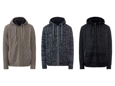 LIVERGY® Pánský pletený svetr