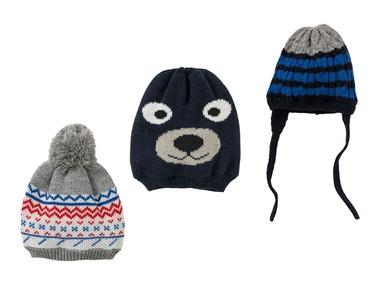 LUPILU® Chlapecká zimní čepice