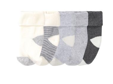 LUPILU® Chlapecké plyšové ponožky BIO