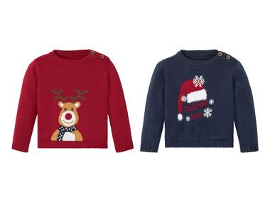 LUPILU® Chlapecký vánoční svetr