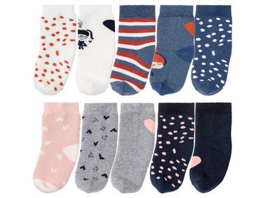 LUPILU® Dívčí termo ponožky