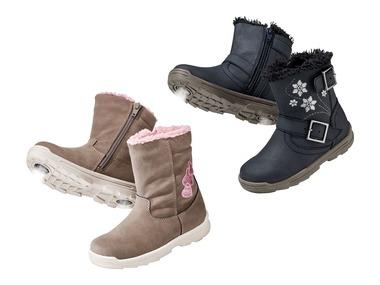 LUPILU® Dívčí zimní obuv Air & Fresh