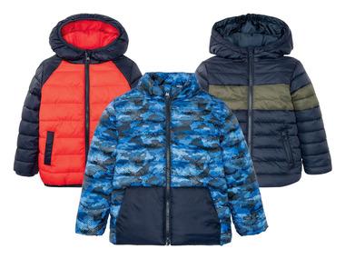 LUPILU® Chlapecká prošívaná bunda