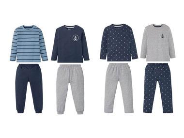 LUPILU® Chlapecké pyžamo BIO, 2 kusy