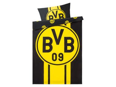 Ložní povlečení FC Borussia Dortmund Renforcé