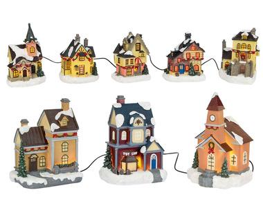 MELINERA® Vánoční vesnička