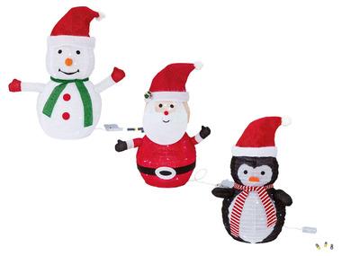 MELINERA® Vánoční LED figurka
