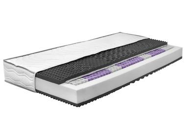 MERADISO® Prémiová 7zónová taštičková matrace Tuhat 1000