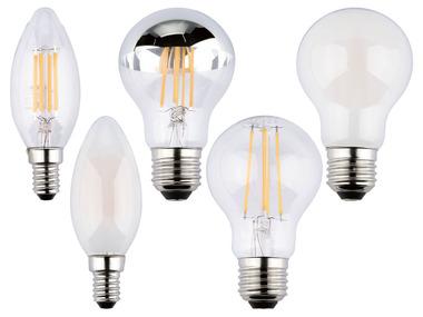 OSRAM Filamentová LED žárovka