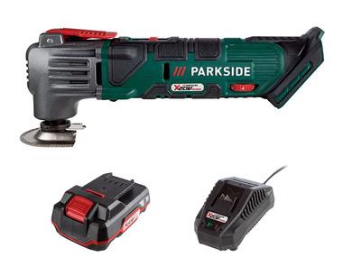 PARKSIDE® Aku multifunkční nástroj PAMFW 20-Li A1
