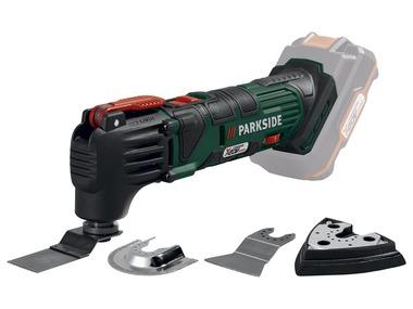 PARKSIDE® Aku multifunkční nástroj PAMFW 20-Li A1 - bez akumulátoru