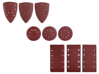 PARKSIDE® Brusný papír pro brusky 3 v 1 PSPD 3 A1