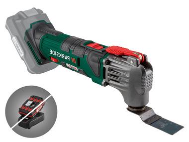 PARKSIDE® Aku multifunkční nástroj PAMFW 20-Li A1 – bez akumulátoru