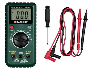 PARKSIDE® Digitální multimetr PDM 300 C2