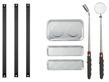 PARKSIDE® Magnetická lišta na nářadí / sada magnetických misek a inspekčních nástrojů