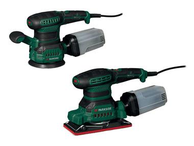 PARKSIDE® Vibrační bruska PSS 270 C3 / Excentrická bruska PEXS 270 C3