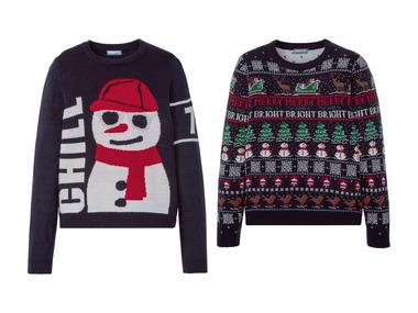 PEPPERTS® Chlapecký vánoční svetr